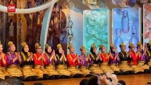 VIDEO: Tari Saman yang Menawan di Festival Tahunan UNESCO