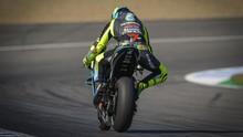 Rossi Menunggu Hari Penentuan di MotoGP Italia