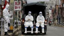 Covid India Tembus 25 Juta Kasus, Angka Kematian Pecah Rekor