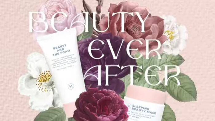 Rangkaian Mizzu Beauty Ever After: Skincare Bak Negeri Dongeng