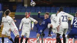 FOTO: Chelsea Tendang Madrid dari Liga Champions