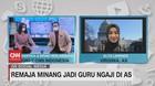 VIDEO: Remaja Minang Jadi Guru Ngaji di AS