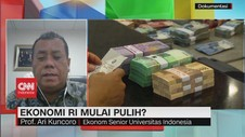 VIDEO: Ekonomi RI Mulai Pulih?