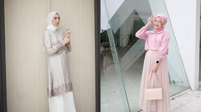 Gaya Hijab Para Influencer yang Cocok untuk Lebaran