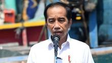 Netizen Geger soal Jokowi Sebut Bipang Kuliner Lebaran