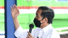 Jokowi Ulang Tahun, Netizen Layangkan Doa hingga Minta Sepeda