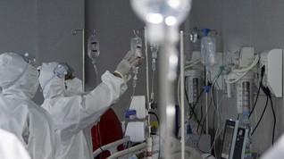 Hadapi Lonjakan Kasus Covid, DKI Siapkan Ranjang Isolasi-ICU