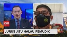 VIDEO: Jurus Jitu Halau Pemudik