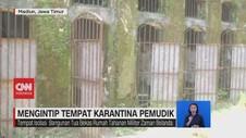 VIDEO: Mengintip Tempat Karantina Pemudik