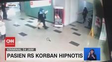 VIDEO: Pasien RS Korban Hipnotis