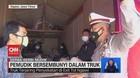 VIDEO: Pemudik Bersembunyi Dalam Truk