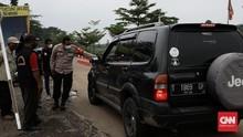 Ribuan Kendaraan Dipaksa Putar Balik di Karawang