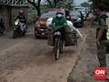 Gerombolan Mudik via Jalur Tikus Bekasi Dipaksa Putar Balik