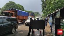 Dugaan Pungli Picu Adu Mulut di Pos Penyekatan Palembang
