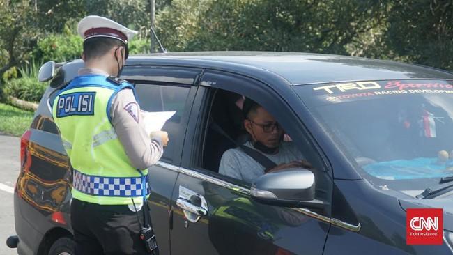 Propam Periksa Polisi Terduga Pungli di Penyekatan Palembang