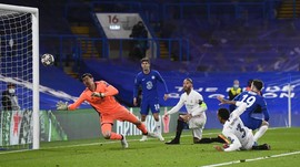Hasil Liga Champions: Chelsea Lolos ke Final