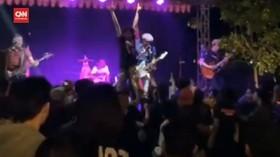 VIDEO: Penyelenggara Konser Musik Di CIlandak DIdenda 50 Juta