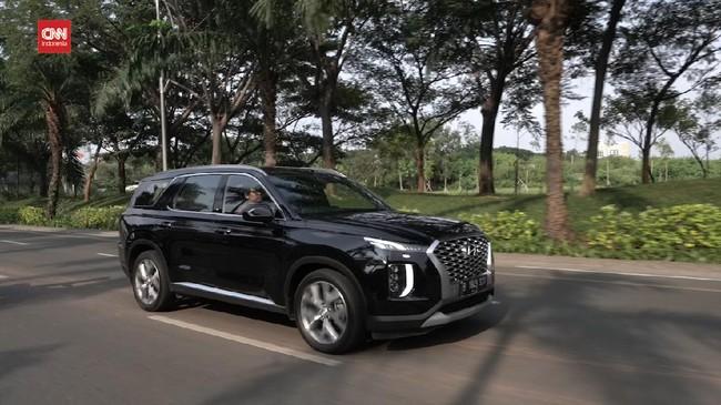 VIDEO: Rayuan SUV Miliaran Hyundai Palisade buat Para Sultan