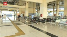 VIDEO: Larangan Mudik Berlaku, Terminal Pulogebang Sepi
