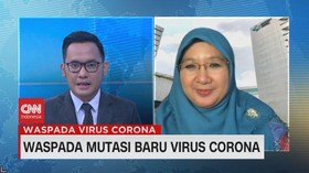 VIDEO: Waspada Mutasi Baru Virus Corona