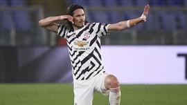 Cavani Akui Nyaris Tinggalkan Man Utd