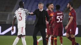 Solskjaer: Fisik Man Utd Bermasalah di Final Liga Europa
