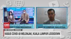 VIDEO: Lockdown Malaysia Hadapi Corona India