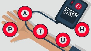 INFOGRAFIS: Kendalikan Hipertensi dengan PATUH