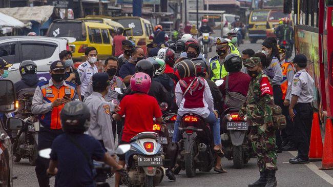 Jajaran Polrestabes Semarang akan memburu sejumlah pemudik yang lolos dari titik penyekatan dan masuk Kota Semarang.