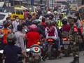 Polisi Buru Pemudik yang Lolos dari Penyekatan di Semarang