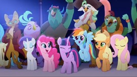 Sinopsis My Little Pony Part I Sinema Spesial Pagi Trans TV