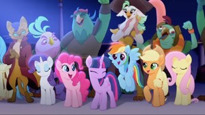 Sinopsis My Little Pony Part I Sinema Spesial Pagi Trans TV
