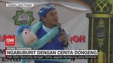 VIDEO: Ngabuburit Dengan Cerita Dongeng