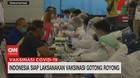 VIDEO: Indonesia Siap Laksanakan Vaksinasi Gotong Royong