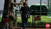 Taman Margasatwa Ragunan bisa kembali dikunjungi. Namun, wisatawan harus melakukan pemesanan tiket secara online sebelum datang.