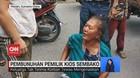 VIDEO: Pembunuhan Pemilik Kios Sembako