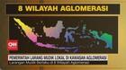 VIDEO: Pemerintah Larang Mudik Lokal Di Kawasan Aglomerasi