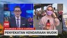 VIDEO: Penyekatan Kendaraan Mudik di Kalimalang, Bekasi