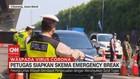 VIDEO: Petugas Siapkan Skema Emergency Break