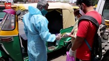 VIDEO: Bajaj Ambulans Gratis Siap Antar Pasien Covid-19 India