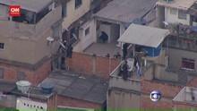 VIDEO: Penggerebekan Geng Narkoba di Brasil, 25 Orang Tewas