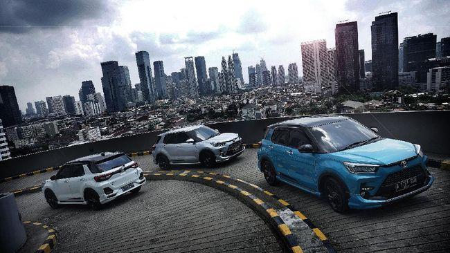 Toyota Astra Motor menjelaskan dapat 1.269 unit pesanan Raize hanya sepekan sejak meluncur pada 30 April.