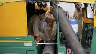 Pasien Covid India Buta Akibat Kasus Infeksi Jamur Hitam
