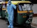 FOTO: Bajaj India Disulap Jadi Ambulans Tembus Badai Covid-19