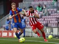 Hasil Liga Spanyol: Barcelona vs Atletico Imbang