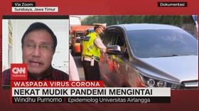 VIDEO: Nekat Mudik Pandemi Mengintai