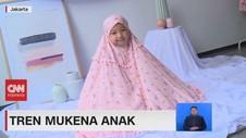 VIDEO: Tren Mukena Anak
