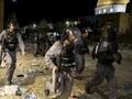 Hari Kedua Bentrok Aparat Israel dan Warga Palestina, 64 Luka
