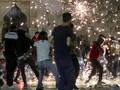 Viral Video Sangka Warga Yahudi Menari Lihat Al-Aqsa Terbakar