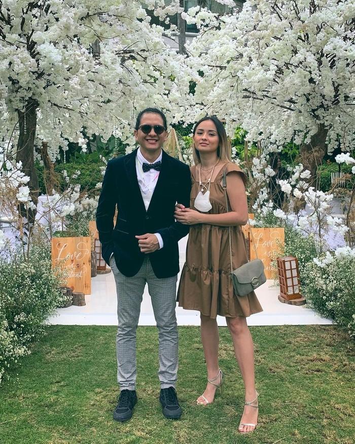Menikah di usia muda, keduanya telah bersama selama hampir 14 tahun. (foto: instagram.com/joannaalexandra)